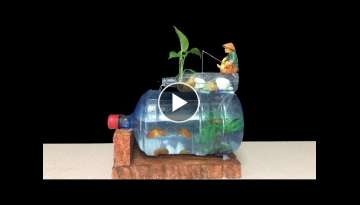 How to make fish tank at home ideas