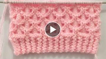 Beautiful Knitting Pattern For Ladies And Baby Sweater/ Blanket