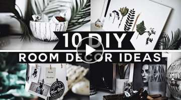 10 DIY Room Decor Ideas