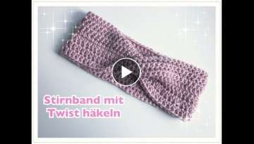 Knitting Stirnband