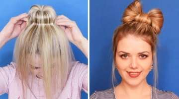 22 STYLISH AND EASY HAIRSTYLES