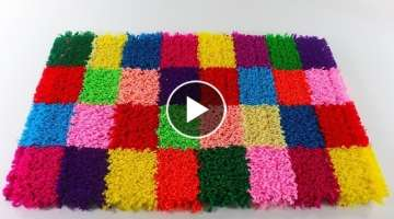 Make Amazing Doormat at Home
