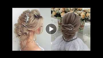 Romantic Summer Wedding Hairstyles For Medium Long Hair