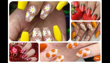 The Best Nail Arts