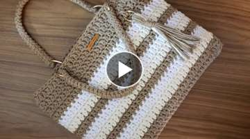 Crochet Bag - DIY