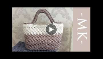 HOW CROCHET A BAG