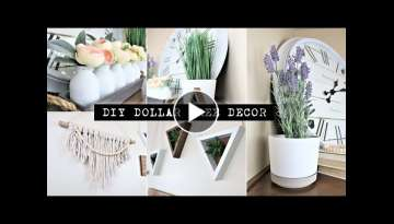 Dollar Tree DIY Home Decor