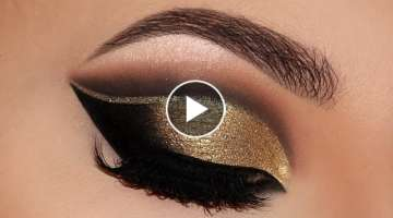 Cut Crease Glam New Years 2016