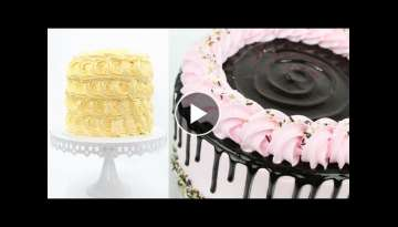 Cake Decorating Compilation