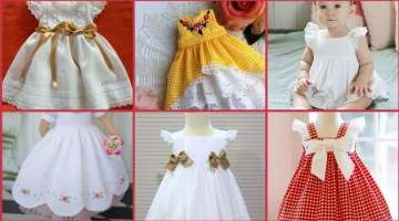 Summer Style Baby Girls Frocks Designs Collection