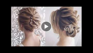 Elegant Prom Updo Hairstyles For Short Hair