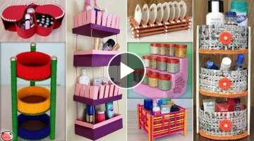 11 Best Home And Kitchen Organization Ideas
