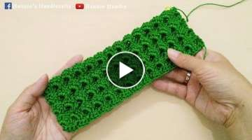 Mini Crochet Tutorial