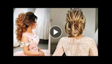 Awesome Wedding Hairstyles For Long Hair Tutorial