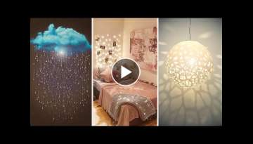 15 AMAZING DIY Room Decorating Ideas for Girls