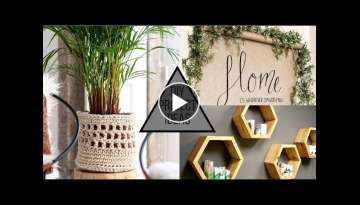 DIY 2019 Home Decorating Trends & Ideas