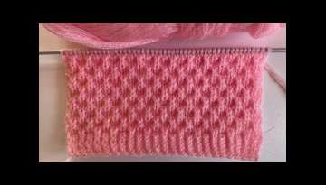 Easy Simple Knitting Stitches