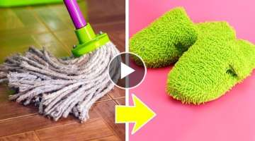 33 SMART CLEANING HACKS TO SAVE YOUR TIME AND MONEY