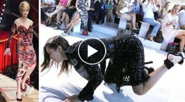 Top Models Fail Compilation