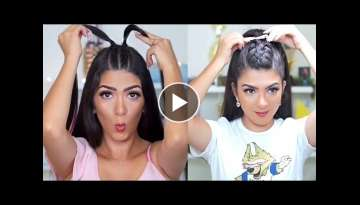 Easy and Beautiful Hairstyles 2018