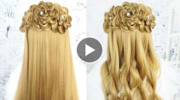 Beautiful Hairstyles Compilation