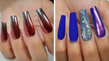 The Best Acrylic Nail Art Designs Compilation