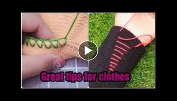 Great tips for clothes that everyone should know