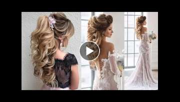 Wedding Hairstyles Tutorials Compilation