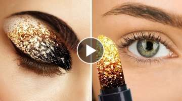 TOP 43 HACKS FOR MAKEUP