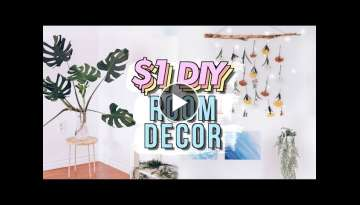 DIY Dollar Store Room Decor