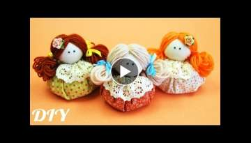 How to make Textil Doll