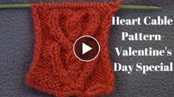 Heart Sweater Knitting Pattern