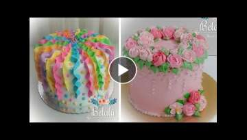 The most amazing cake decorating videos