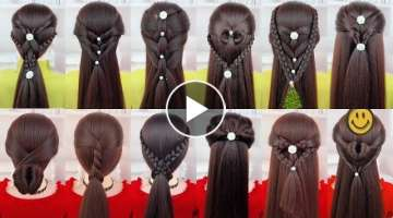 Easy Braided Hairstyles