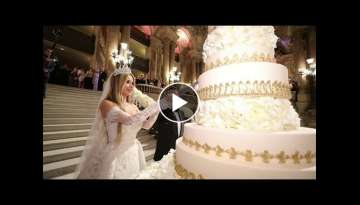 Just The Most Breathtaking Wedding Celebration !