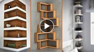 40 Creative Wall Shelves Ideas