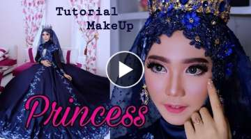 TUTORIAL MAKEUP ALA BARBIE DI MATA SIPIT