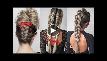 Hairstyles Tutorials Compilation 2018