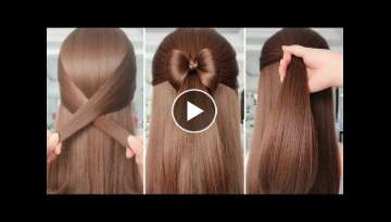 SIMPLE HAIRSTYLES FOR EVERYDAY - Hair Tutorials