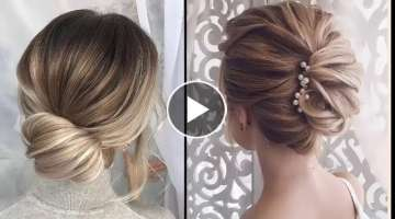 Easy Elegant Updos For Thin Hair