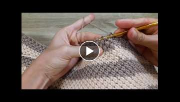 Shortcut Idea Crochet PP Rope