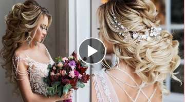 Bridal Hairstyles Tutorials Compilation