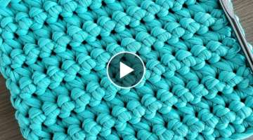 Crochet Knot Stich